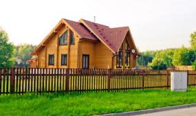 Дачный дом, садовый домик, гостевой дом `Комфорт` 520